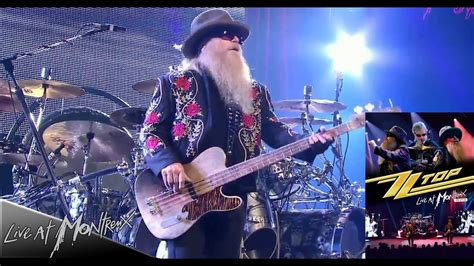 ZZ Top - Gimme All Your Lovin' (Live At Montreux 2013