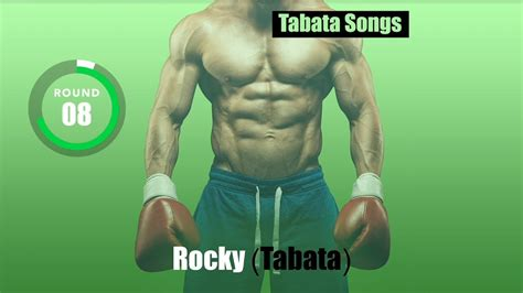 "Tabata Songs - ""Rocky (Tabata)"" - YouTube"