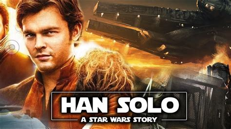 New Han Solo Movie - New Official Teases in 2018! Kessel