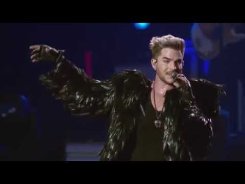 Queen & Adam Lambert - Don't Stop Me Now - Park Theater