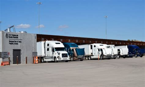 Arizona ports of entry face infrastructure and staffing