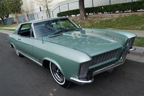 1965 Buick Riviera Gran Sport for sale on BaT Auctions