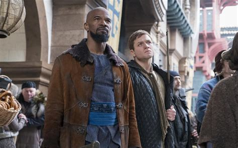 New Robin Hood film will see hero suffer PTSD after