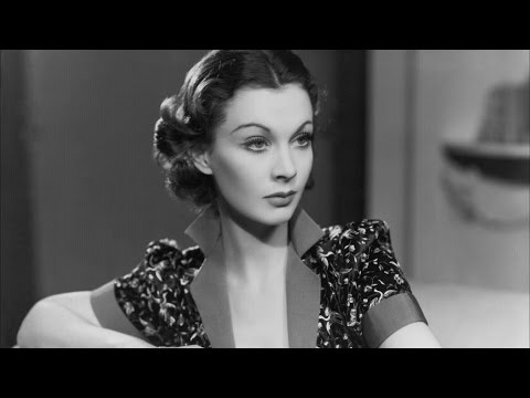 Vivien Leigh as Scarlett O'Hara in, 'Gone with the Wind