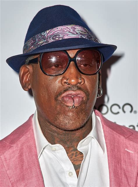 Ex-NBA Star Dennis Rodman Charged With Hit and Run on
