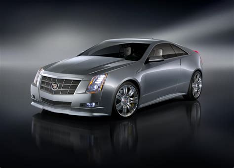 2008 Cadillac CTS Coupe Concept | Top Speed