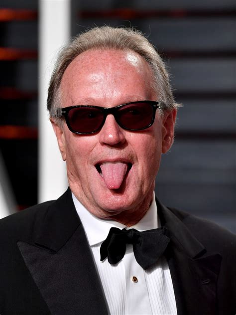 Peter Fonda in 2017 Vanity Fair Oscar Party Hosted By