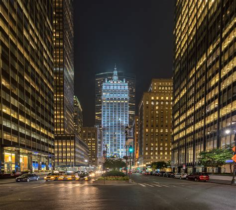 """In a New York Minute"" Time-Lapse Video 