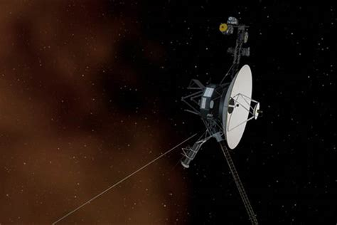 Voyager 1 captures first-ever sounds of interstellar space