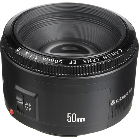Hot Deal – Refurbished EF 50mm f/1