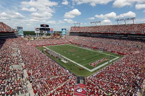 Source: Officials reviewing Raymond James Stadium's
