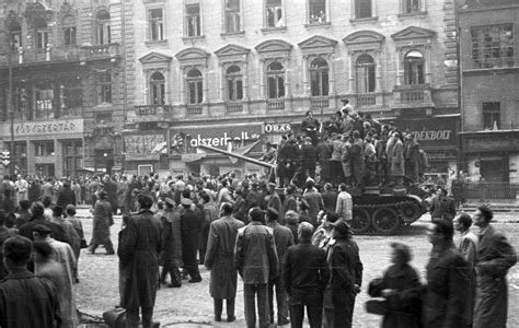 Today - The 60th anniversary of the 1956 Hungarian