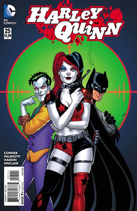 Exclusive Preview: HARLEY QUINN #25 - Comic Vine