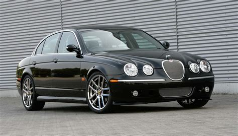 Jaguar S-Type tuning & exclusive refinement | Arden AJ 17