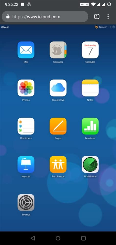 Access iCloud emails on an Android without Mac or iPhone
