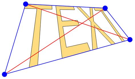 javascript - Perspective transform of SVG paths (four