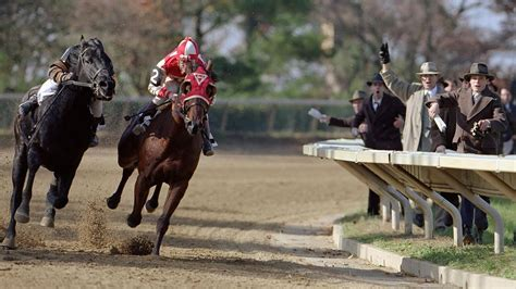 Seabiscuit (2003) directed by Gary Ross • Reviews, film