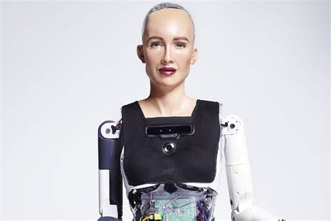 Sophia the Robot reveals the meaning of life and the
